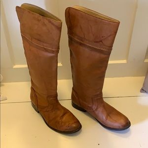 Like new fry boots